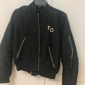Jackets & Blazers - Peace Collective Bomber jacket